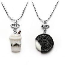 Cookie-Coffee Set Pendant
